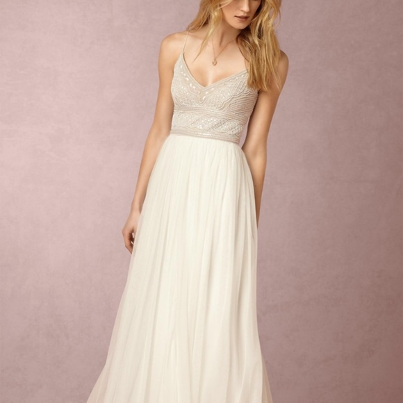 73fba8cf Adrianna Papell Dresses & Skirts - BHLDN Adrianna Papell Naya gown